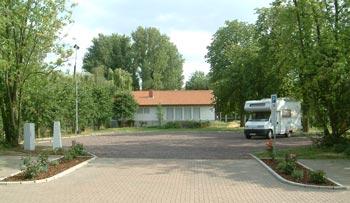 Wohnmobilstellplatz Meckenheim